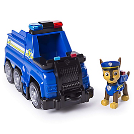 VEHICULE + FIGURINE ULTIMATE RESCUE CHASE Paw Patrol - 6045905
