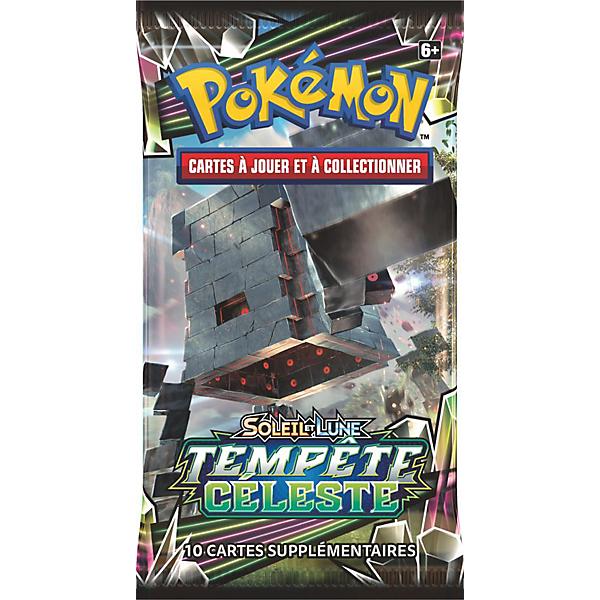 Céleste Blister Lune Soleil Booster Et Tempête Pokémon qMSUzpGV