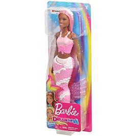 Barbie - Sirène Dreamtopia Brune