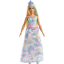 Barbie Princesse Blonde