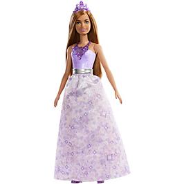Barbie Princesse Châtain