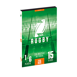 Tick&Box - 100 % Rugby