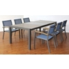 Table De Bar Haute Jardin : ENSEMBLE SALON DE JARDIN 1 TABLE + 6 FAUTEUILS
