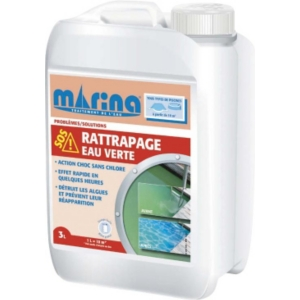 rattrapage eau verte 1 3 marina