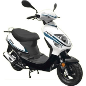 scooter 50 cm3 reno. Black Bedroom Furniture Sets. Home Design Ideas