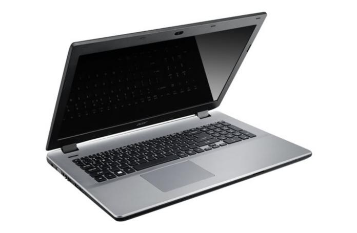 ordinateur portable 17 3 pouces acer e5 731 p7k2. Black Bedroom Furniture Sets. Home Design Ideas