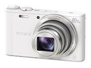 Compact Numérique SONY DSC-WX350 Blanc