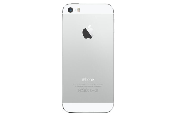 iphone 5s apple 16 go gris argent. Black Bedroom Furniture Sets. Home Design Ideas