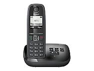 Téléphone Numérique GIGASET AS405A Noir