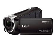 Caméscope Numérique SONY HDR-CX240 Noir