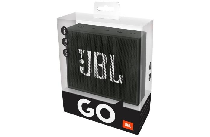 enceinte bluetooth jbl go black. Black Bedroom Furniture Sets. Home Design Ideas