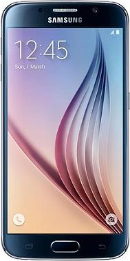 smartphone SAMSUNG Galaxy S6 Noir 32 Go