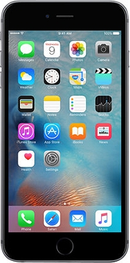 iPhone 6s APPLE 128 Go Gris sidéral