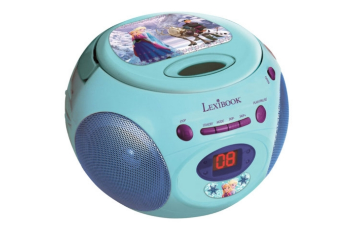 Radio cd lexibook reine des neiges - Radio reveil leclerc ...
