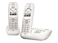 Téléphone numérique GIGASET AS405A Blanc