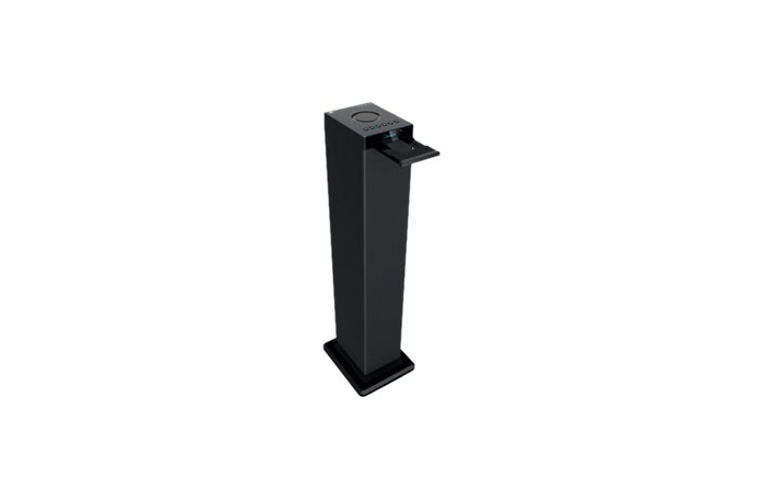 enceinte bluetooth cd mpman tower100cd. Black Bedroom Furniture Sets. Home Design Ideas