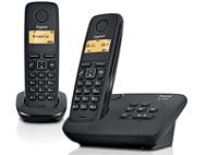 Téléphone Fixe Numérique GIGASET AL 120 A DUO