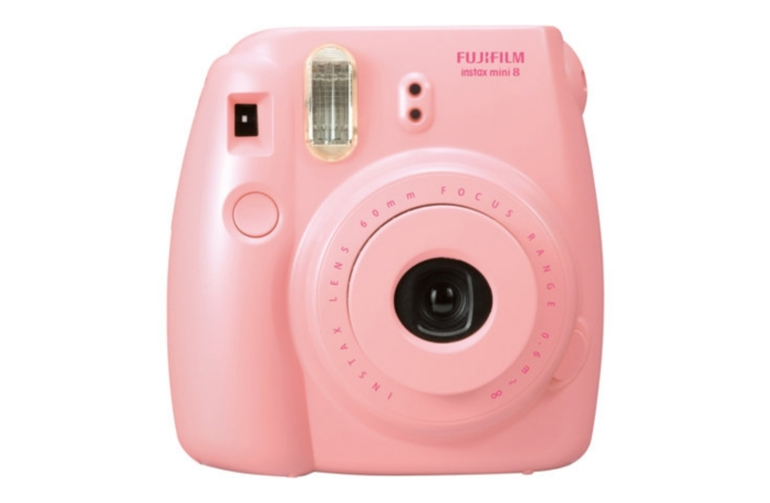 compact fujifilm mon premier instax b b rose. Black Bedroom Furniture Sets. Home Design Ideas