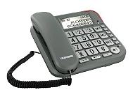 Téléphone Numérique TELEFUNKEN COSI 501 GRIS