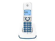 Téléphone Numérique ALCATEL F330S Bleu