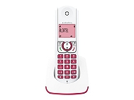 Téléphone Numérique ALCATEL F330S Rose