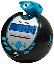 RADIO RÉVEIL MP3 METRONIC Sportsman