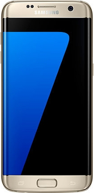 Smartphone SAMSUNG Galaxy S7 Edge Or