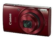 Compact Numérique CANON IXUS 180 Rouge