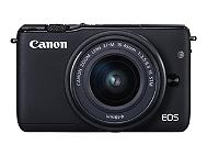 Compact à Objectif Interchangeable CANON EOS M10 + 15-45mm IS