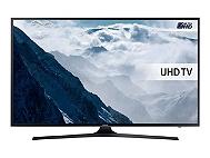 "Téléviseur LED Ultra HD - 4K - 55"" / 138 cm SAMSUNG UE55KU6000"