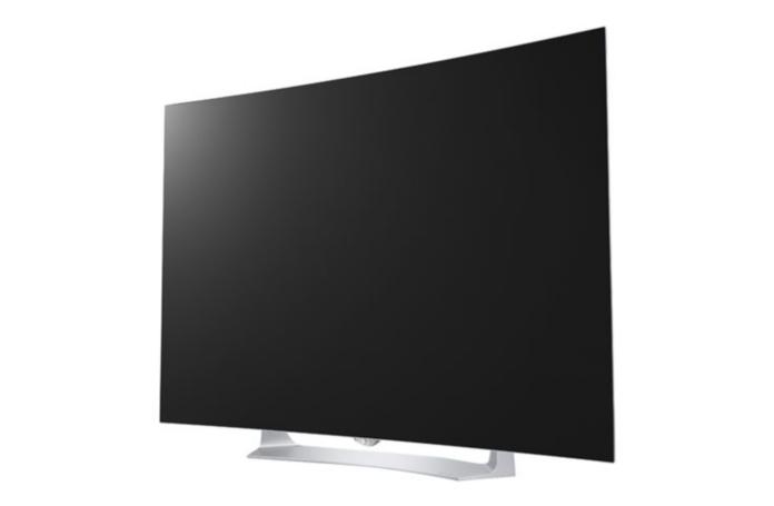 t l viseur oled 3d incurv 55 139 cm lg 55eg910v. Black Bedroom Furniture Sets. Home Design Ideas
