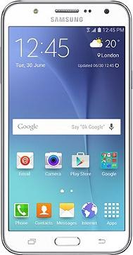Smartphone SAMSUNG Galaxy J7 2016 Blanc