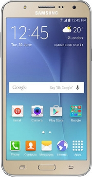 Smartphone SAMSUNG GALAXY J7 Or