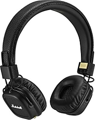 CASQUE AUDIO MARSHALL MAJOR II BLUETOOTH NOIR