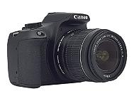 Réflex CANON EOS 1300D + 18-55DC + 75-300DC