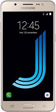 Smartphone SAMSUNG Galaxy J5 2016 Noir