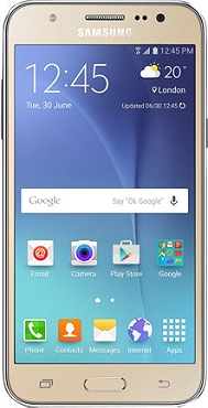 Smartphone SAMSUNG Galaxy J5 2016 Or