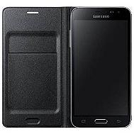 Etui de protection SAMSUNG Galaxy J5 Noir