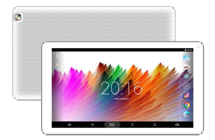 tablette tactile 10 1 pouces mpman mpqc 122 16 go. Black Bedroom Furniture Sets. Home Design Ideas