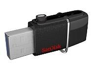 MEMOIRE SANDISK Ultra Dual USB Drive 3.0 32Go