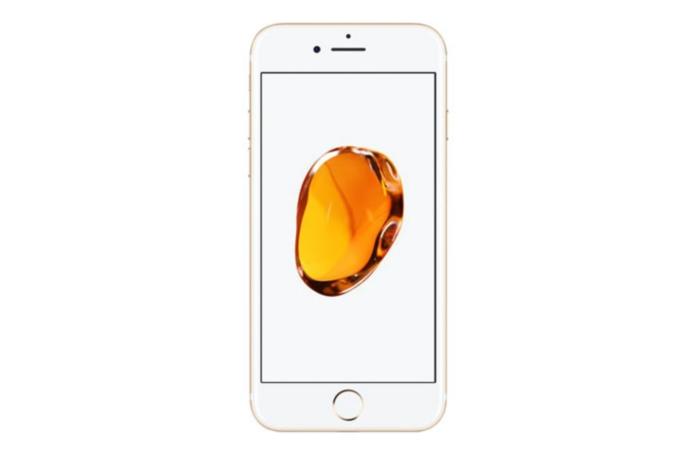 iphone 7 apple 32 go or. Black Bedroom Furniture Sets. Home Design Ideas