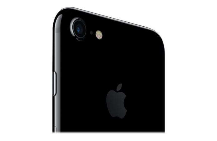 iphone 7 apple 128 go noir de jais. Black Bedroom Furniture Sets. Home Design Ideas