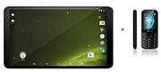 Tablette + Téléphone mobile