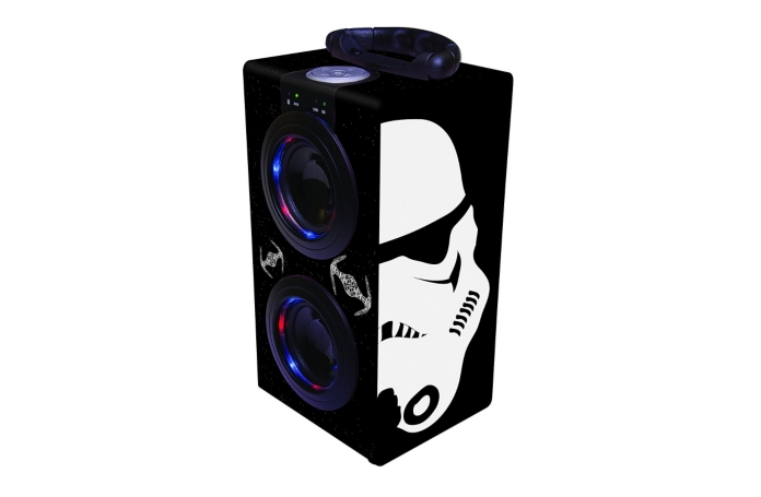 enceinte bluetooth lexibook star wars. Black Bedroom Furniture Sets. Home Design Ideas