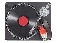 Souris sans fil + tapis T NB Vinyle