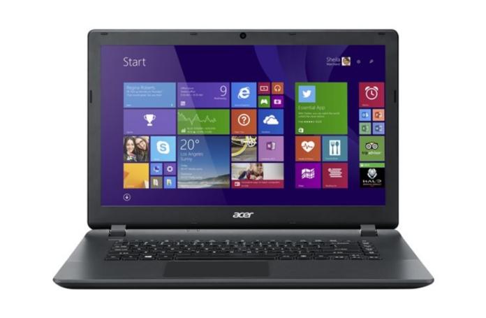 ordinateur portable 15 6 pouces acer aspire es1 522 21sw. Black Bedroom Furniture Sets. Home Design Ideas