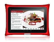 "Tablette Tactile 10,1"" (pouces) QOOQ Qooq V4 Rouge"
