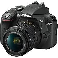 REFLEX NIKON D3300 + 18-55AFP + 55-200VR
