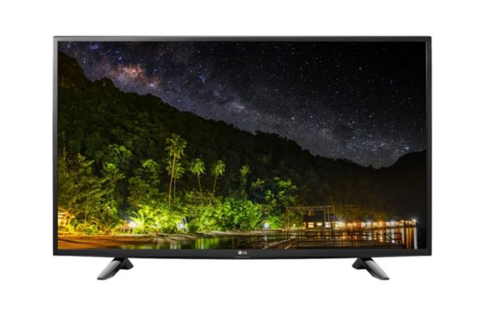 tv ecran led lg 49 lh 5100. Black Bedroom Furniture Sets. Home Design Ideas