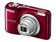 COMPACT NIKON Coolpix A10 Rouge
